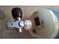 Diving / air cylinder