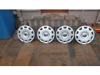 Volkswagen wheel trims