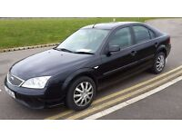HIGHLY MAINTAINED AUTOMATIC FORD MONDEO, 1 YEAR MOT,5 DOORS,HPI CLEAR,.LOW MILES,CLEAN INSIDE OUT
