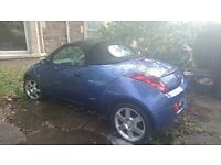 Ford StreetKa Luxury for sale! Ideal for first car,summer or spares and repairs £550