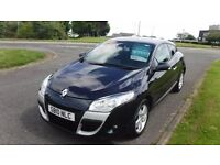 RENAULT MEGANE 1.5 DYNAMIQUE TOMTOM DCI,2010,Alloys,Air Con,Sat Nav,Cruise,Full Service History