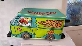 Scooby doo childs suitcase