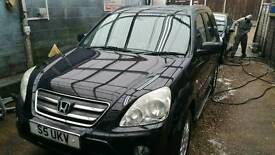 Honda CRV 2.2 CDTI Diesel Executive 2006