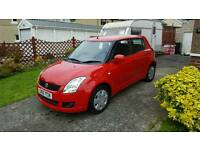 Suzuki swift 2010 24000 miles