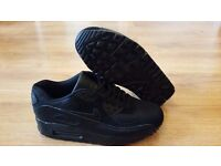 Premium Quality 90s And 95s For Sale. £45 Two For £80. Limited Stock! Sizes 6-11. In Black. NEW!
