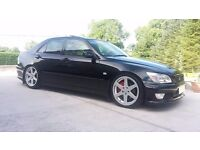 Lexus is200 sport ( rwd bora golf passat type r)