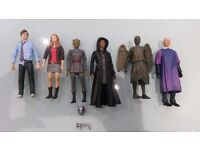 Doctor Who Action Figures - Series 5 Set