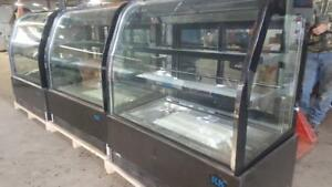 4 FT PASTRY DRY CASE ( BRAND NEW SCRATCH AND DENT )
