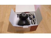 EasyN Internet Security Wireless IP Camera Black IR Night Vision Excellent Condition