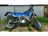 Husqvarna SM 125 Road Legal 2 Stroke Swaps Yz Kx Cr Ktm Crf Kxf Yzf