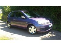 2006 06 Ford Fiesta 1.4 Diesel Zetec Climate - Only 57000 Miles - 1 Prev Owner - Only £30 TAX