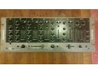 Numark C3usb 5 channel mixer