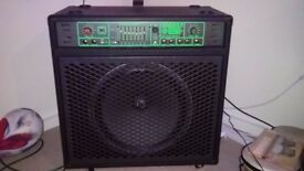 Very well look after TRACE ELLIOT 300W BASS AMP