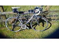 Specialized tarmac expert 56inch frame bike.