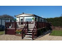 atlas park lodge static caravan 2002 Brecon Powys
