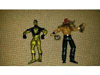 WWE Figures (Rare)