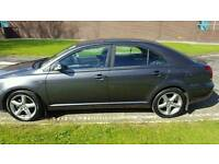 2007 Toyota Avensis T180 with SAT NAV