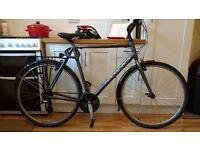 "2014 RIDGEBACK Speed Mens Hybrid Bike XL (23"") frame"