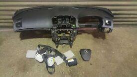 breaking parts vauxhall insignia airbag kit 2.0cdti dpf turbo bonnet injector wheels lights