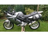 2007 BMW F800 ST Sports Tourer Motorbike