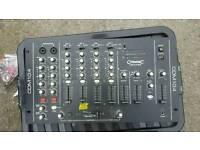 Dj mixer citronic 6 channel