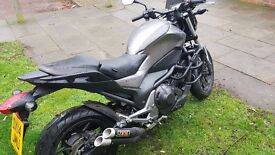 Honda NC750S, low mileage, EXHAUST IXIL, very good condition