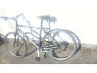 BIKE APOLLO HIGHWAY HYBRID TALL BICYCLE 18 SPEED 28 INCH WHEEL AVAILABLE FOR SALE