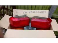Vw t4 rear lights