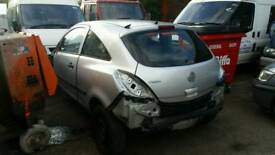 BREAKING FOR SPARES VAUXHALL CORSA D