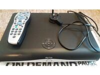 SKY + PLUS HD BOX With build in wifi on demand