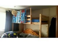 SINGLE LOFT BED......