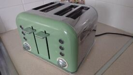 Toaster - Morphy Richards