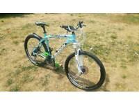 Bianchi kuma 27.1 mountain bike