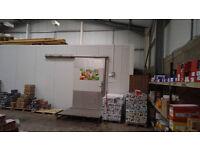 Cold Room, Cold Storage, Refrigerator, Freezer