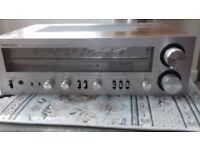 TECHNICS SA300L RADIO- COLLECTORS RARE ITEM