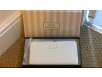 Lulu Guinness White Gloss Women's Purse