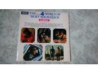 Burt Bacharach pre-owned LP