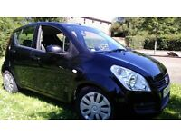 2009 SUZUKI SPLASH 1.2 PETROL £30 R-TAX