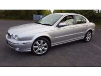 2006 JAGUAR X TYPE 2.2 DIESEL 6 SPEED GEAR BOX M,O,T JANUARY TAXD JULY FULL SERVICE HISTORY