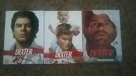 Dexter series DVD