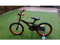 Boys kids bike 5-7yrs