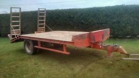Lowloaders 6_8 ton single & double axle