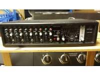 Beringer amplifer