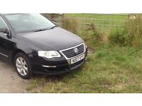 Vw Passat selling as spares or repair