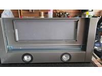Bosch integrated cooker hood DFM063W50B 60cm