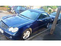 Mercedes Benz Clk 2.6 clk 240 Avantgarde 2dr