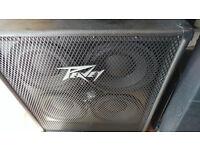 Peavey 350w 4x10 Bass Cabinet