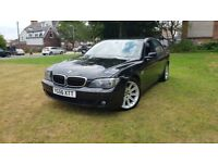 For sale BMW 730 automatic diesel full v5 nice condition inside outside