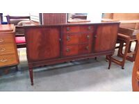 Retro strongbow sideboard