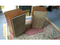 Leak Sandwich Mk2 vintage speakers immaculate condition